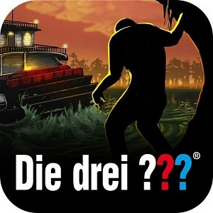 Cover art for Die Drei ???