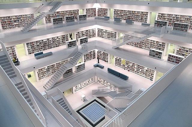 Stuttgart Library